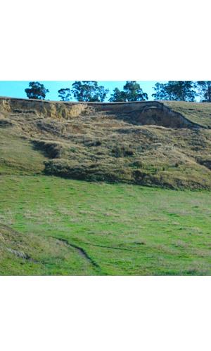 Landslip and Erosion